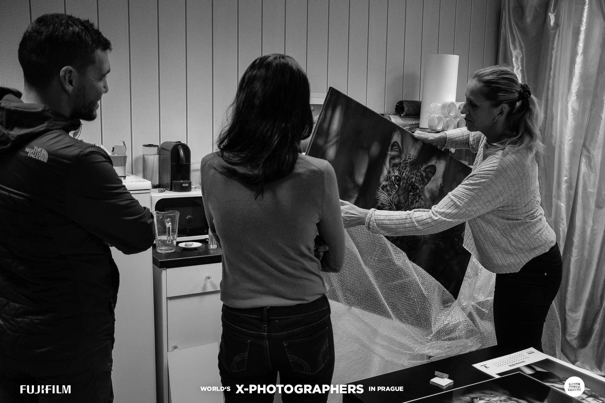 FujiFlex Crystal Archive Czech Photo Center Riegl Photolaboratory WORLD FUJIFILM X-Photographer Prague printing photography