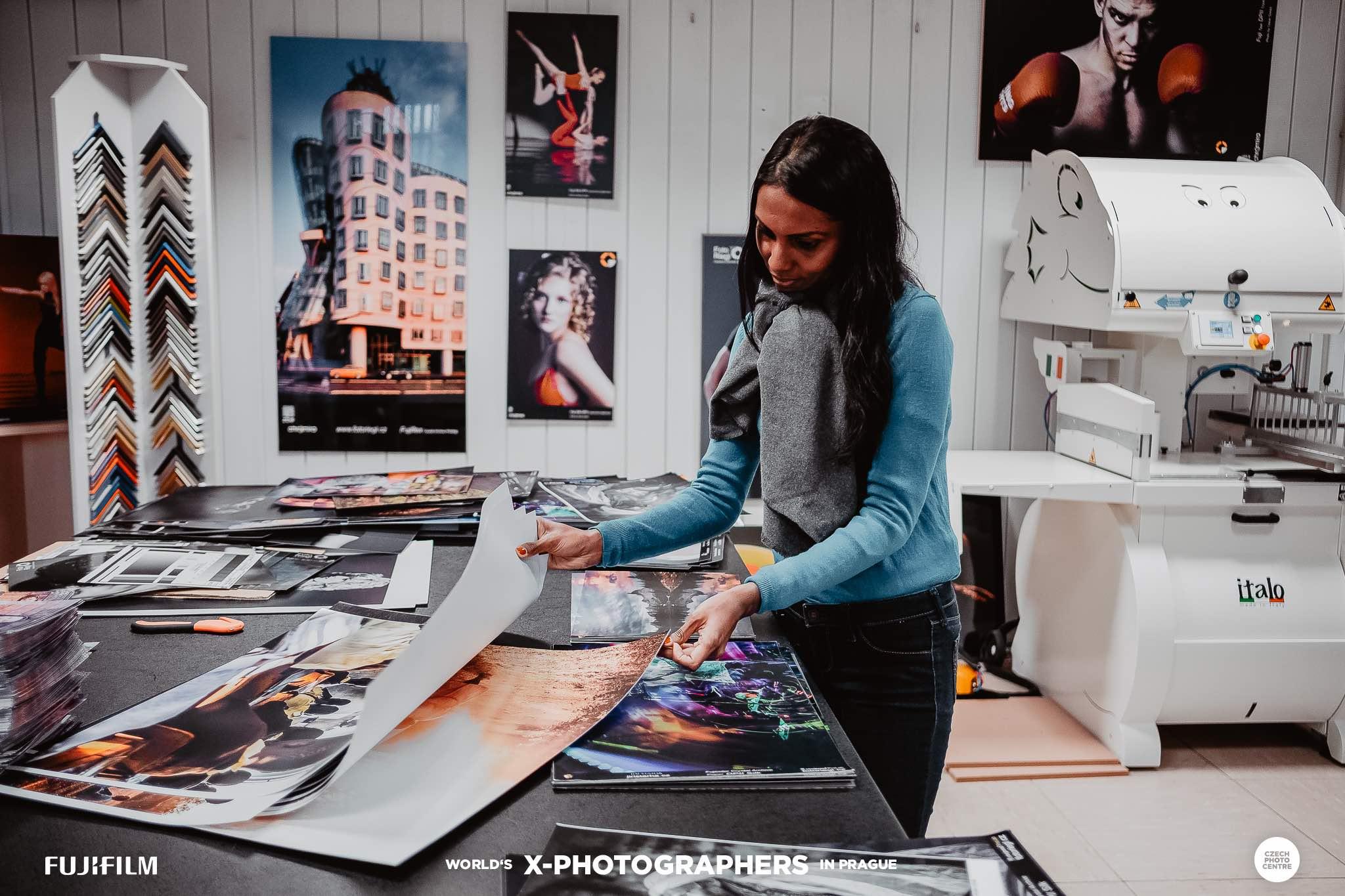 A Visit to Riegl Photolaboratory in Prague, CZ – Printing FUJIFILM Paper