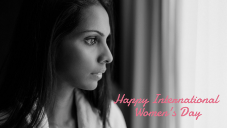 Happy International Women s day singapore Shanthi Jeuland portrait