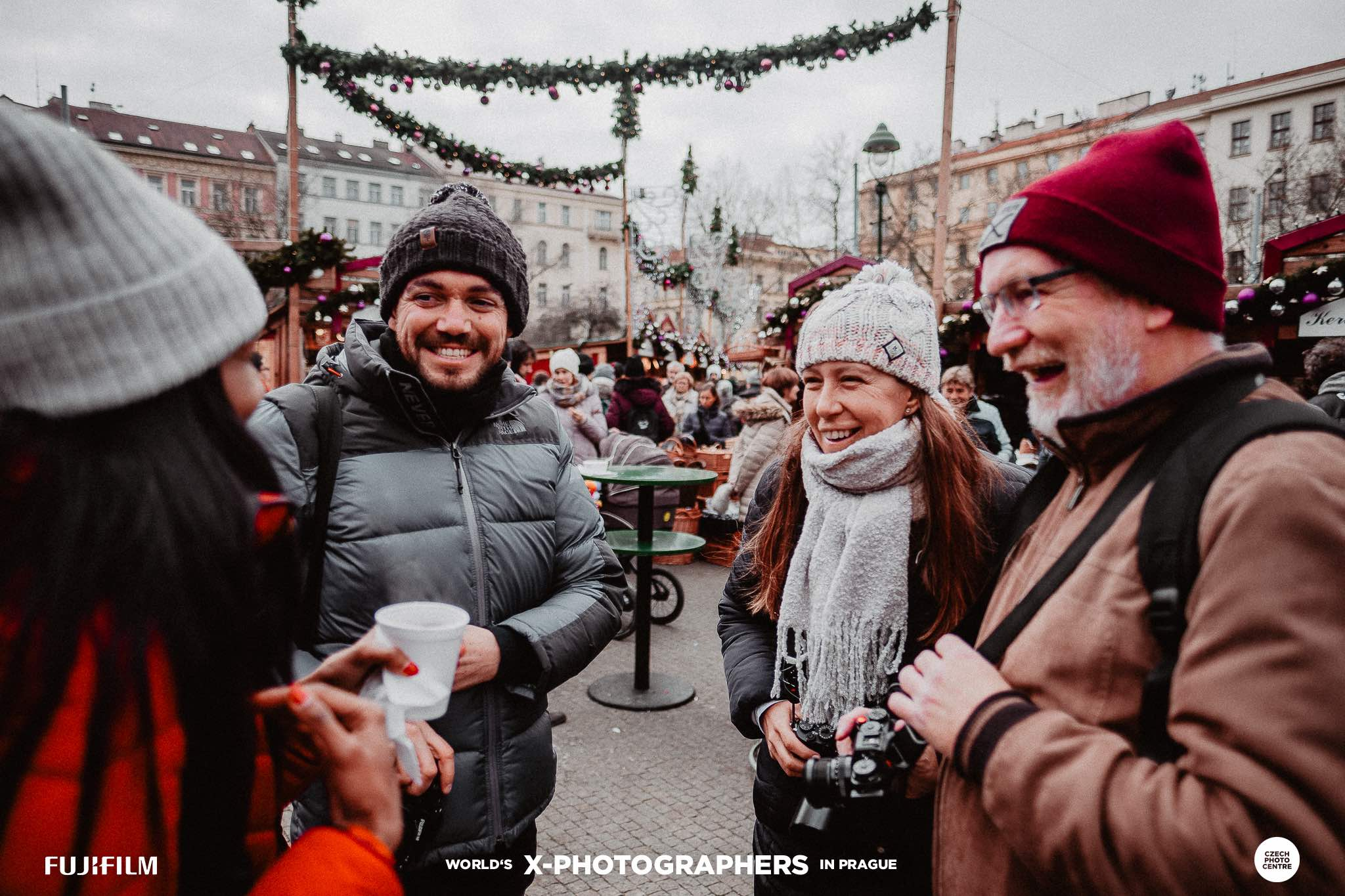 Street Photography Workshop with FUJIFILM CZ users in Prague