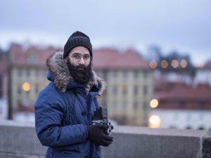 Omar Z Robles portrait profil photographer dancer