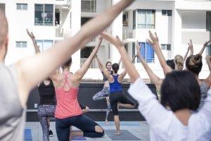 Shanthi jeuland photography events yoga singapore 1880 club