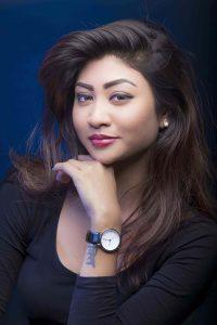 fashion fujifilm xt2 beauty photography photographer model singapore sg mode studio photoshoot style watch woman portrait