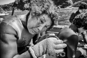 haenyeo women divers jeju island south korea mermaid of the sea photography photo photograph ocean dive sea food photographer video underwater haenyo 해녀