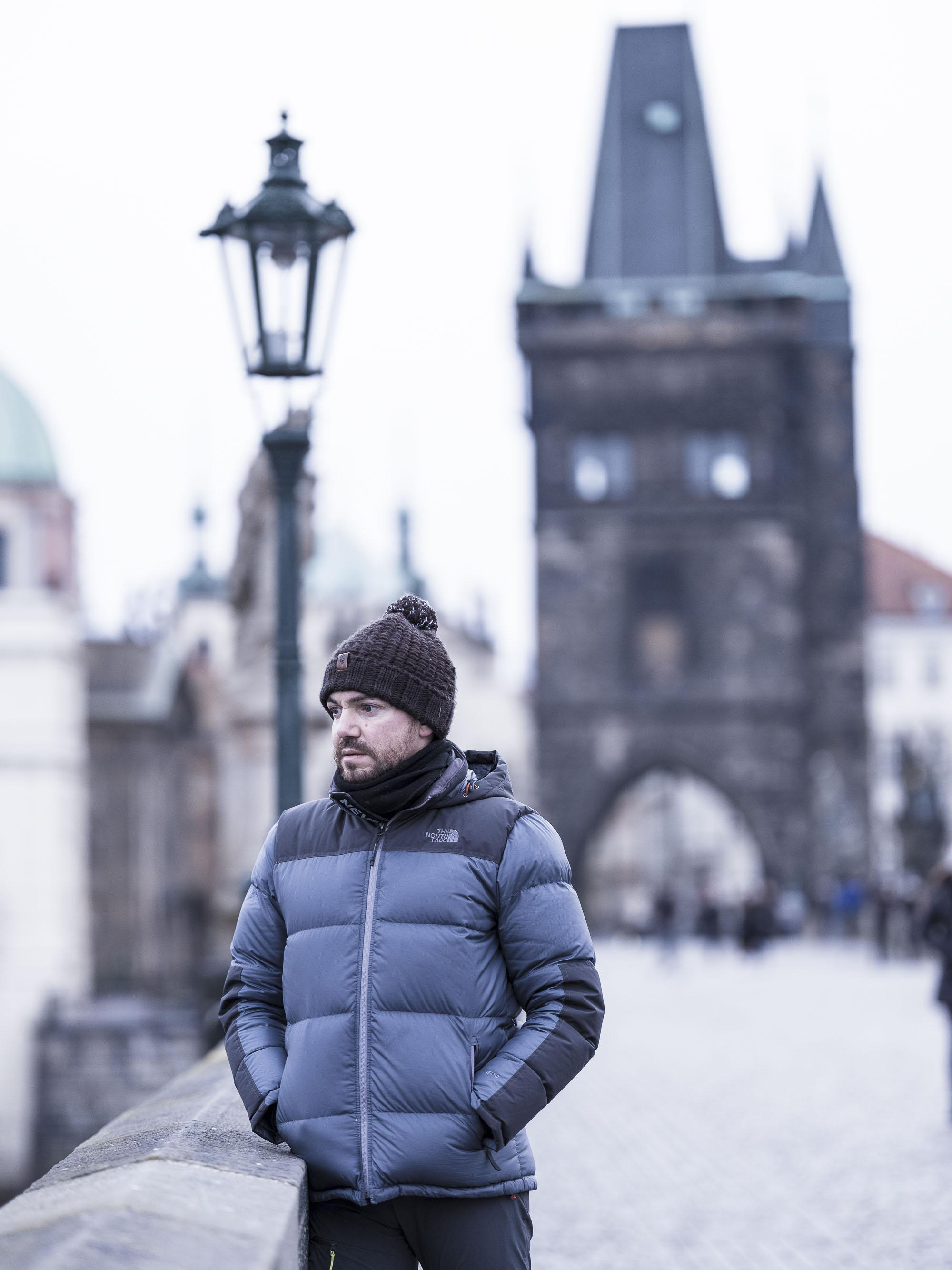 the north face editorial travel photographer Fujifilm CZ prague jose jeuland
