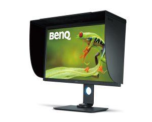 BenQ Monitor SW320 photographer videographer singapore
