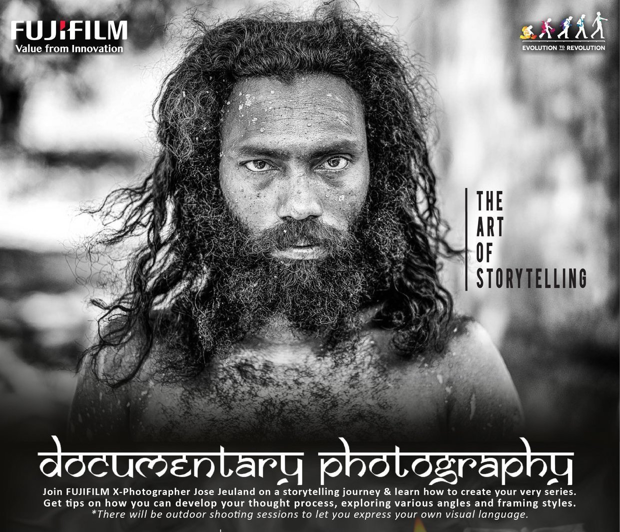 Documentary Photography Workshop with FUJIFILM Singapore