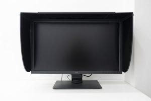 BenQ SW 320 Monitor review photographer videographer studio