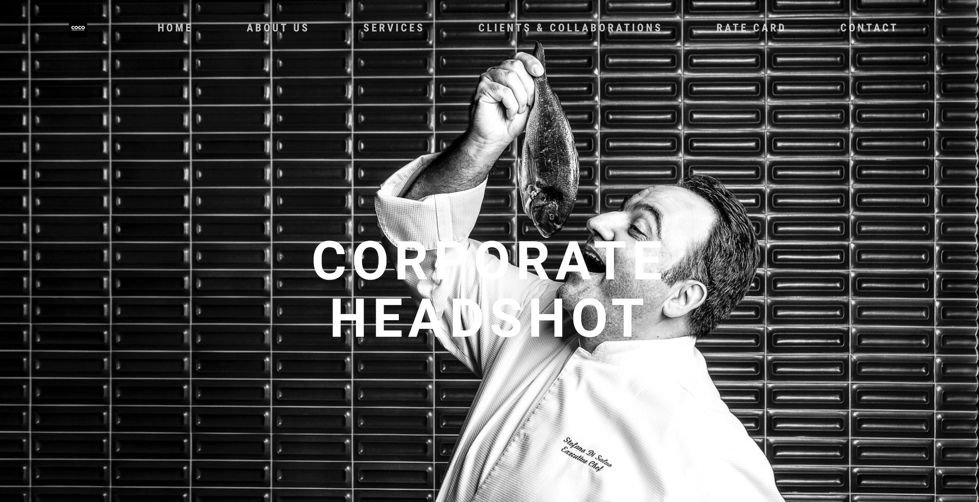 COCO Creative studio photography & videography Singapore - Corporate Headshot