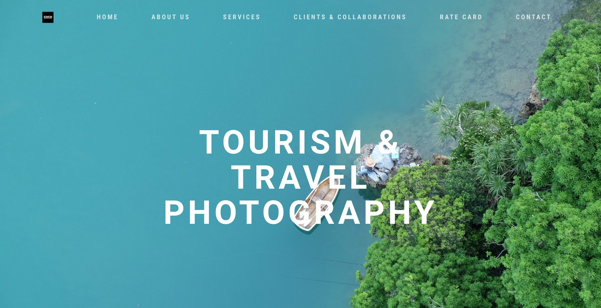 COCO Creative studio photography & videography Singapore - tourism travel