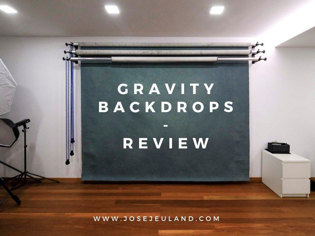 Gravity Backdrops review canvas photography studio photographer singapore asia