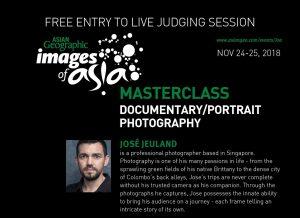 IOA Masterclass Photography Workshop photowalk Jose Jeuland SIngapore documentary portrait