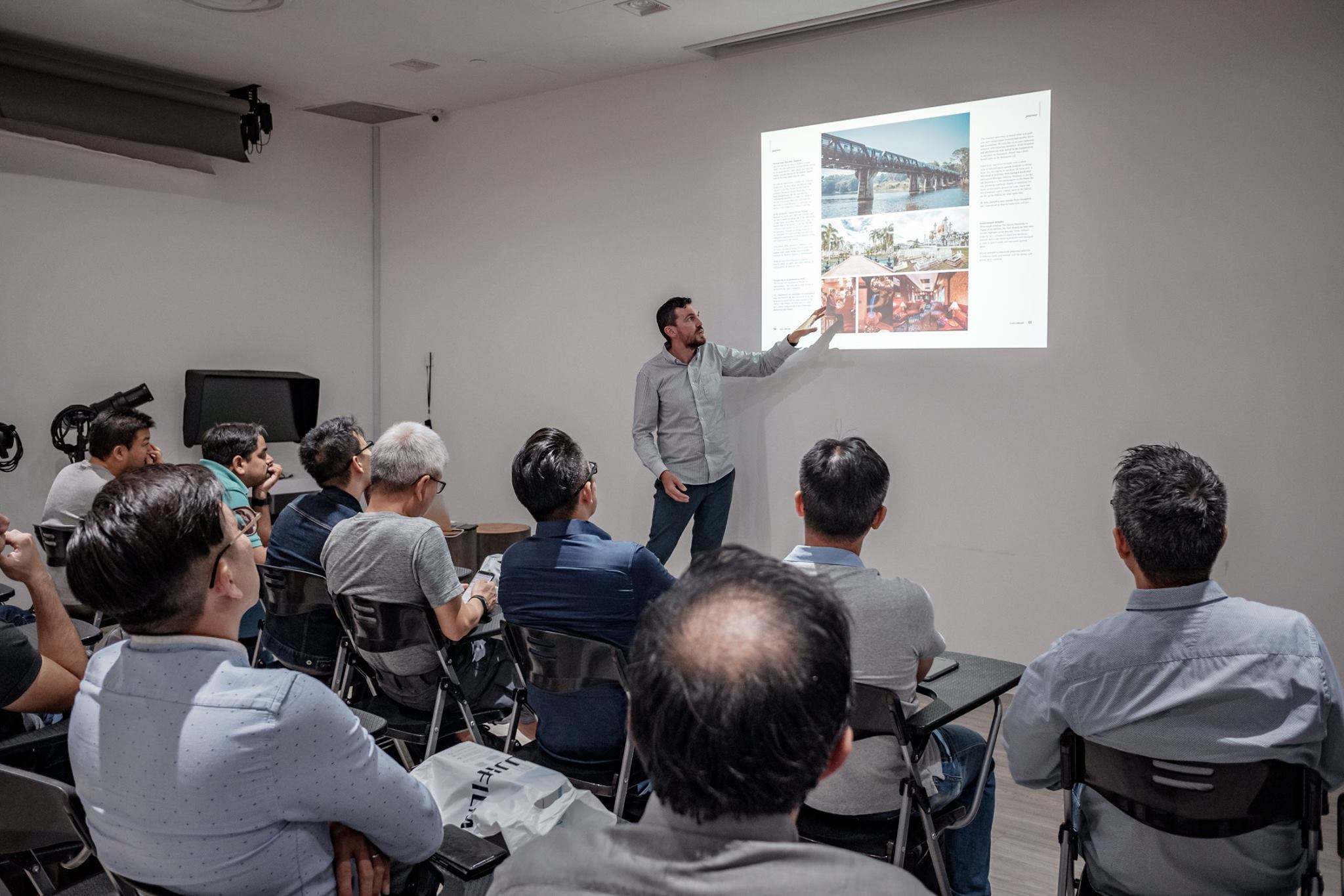 Photography Workshop FUJIFILM singapore studio jose jeuland documentary