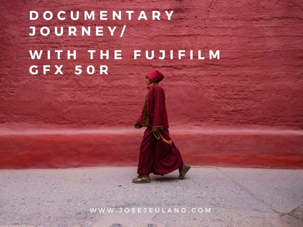 Documentary Journey with the FUJIFILM GFX 50R