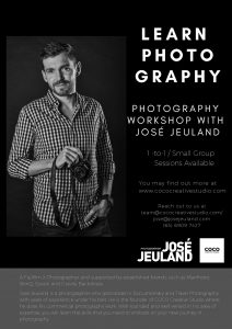 Jose Jeuland Photography Workshop singapore photographer photowalk asia fujifilm manfrotto