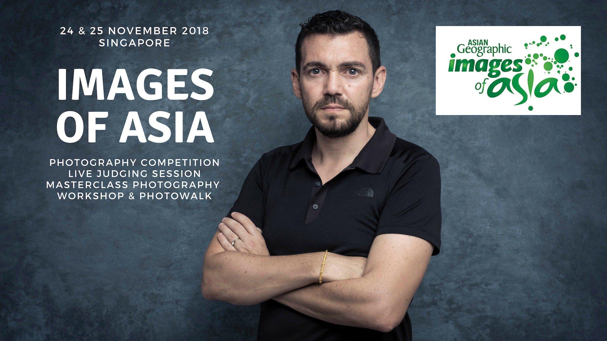 Masterclass Photography Workshop Jose Jeuland Singapore Asian Geographic Asia