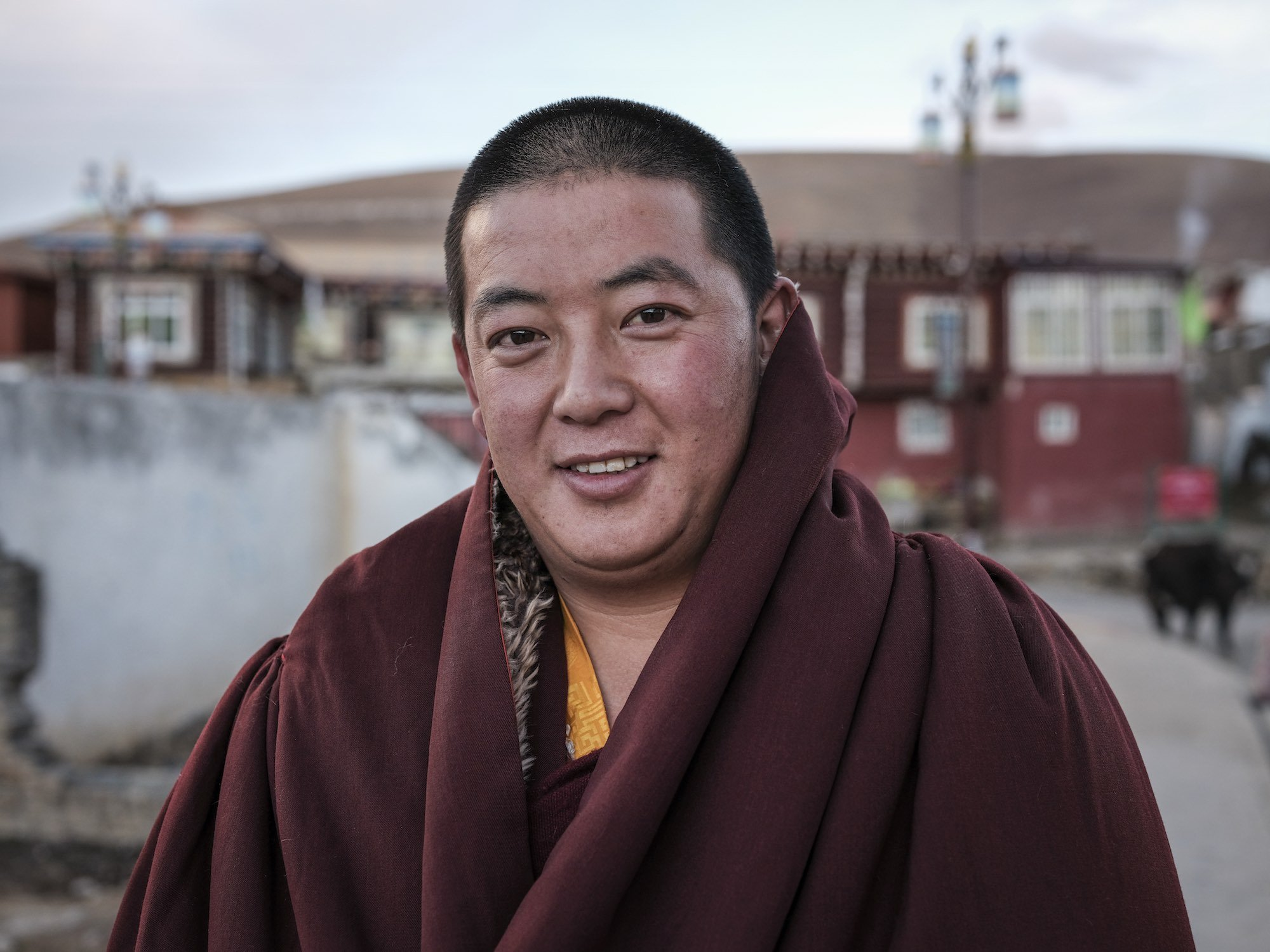 Tibet China Jose Jeuland Fujifilm GFX 50R x photographer travel documentary photography