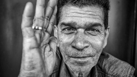 Portrait exhibition street photography singapore