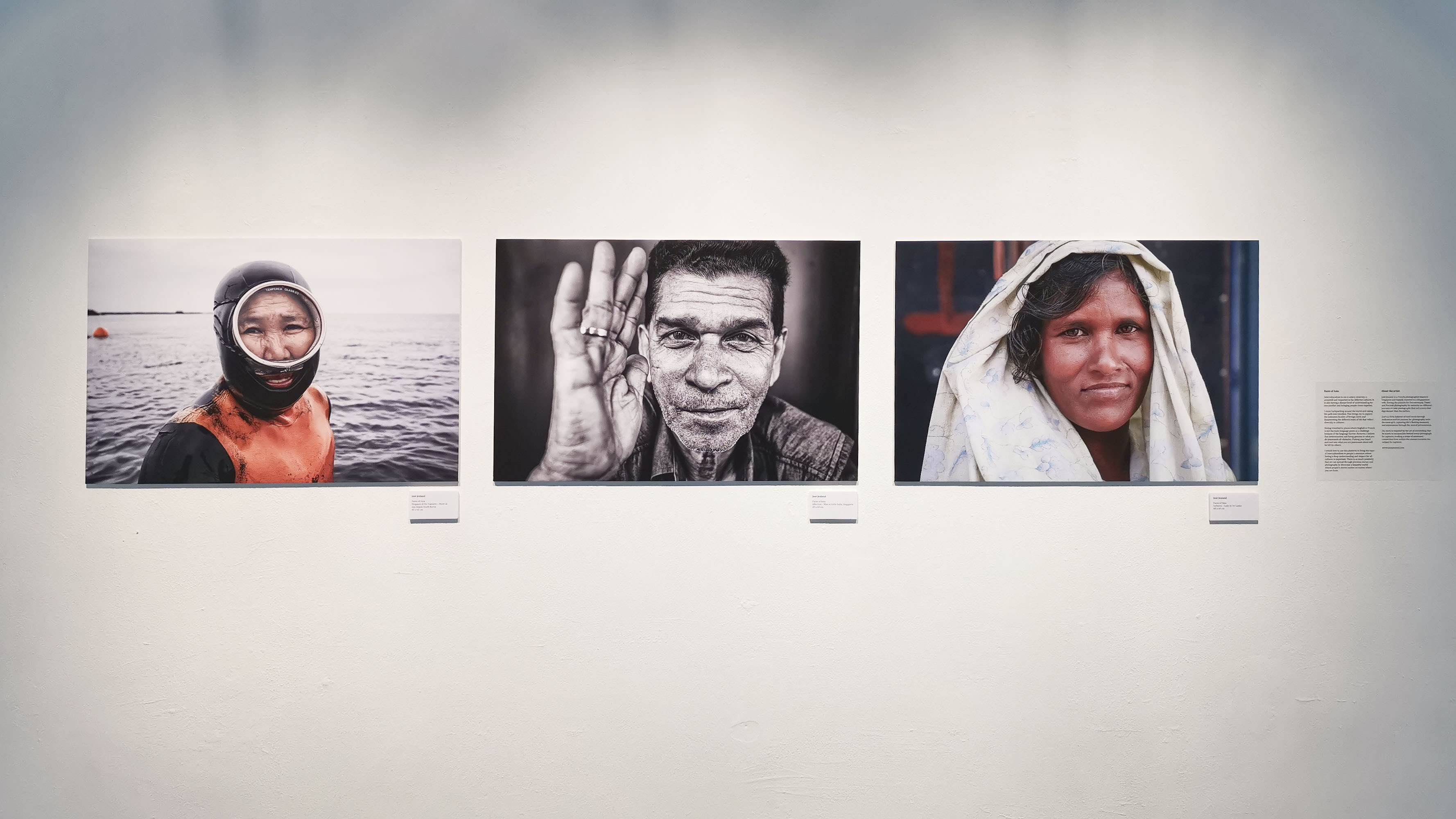 Jose Jeuland photography exhibition singapore alliance francaise