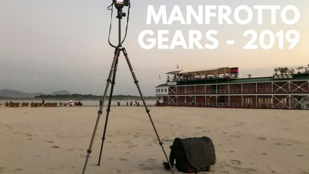 New Manfrotto 2019 photography gear jose jeuland photographer