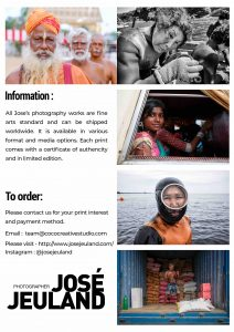 Jose Jeuland Photography Fine art Print Asia