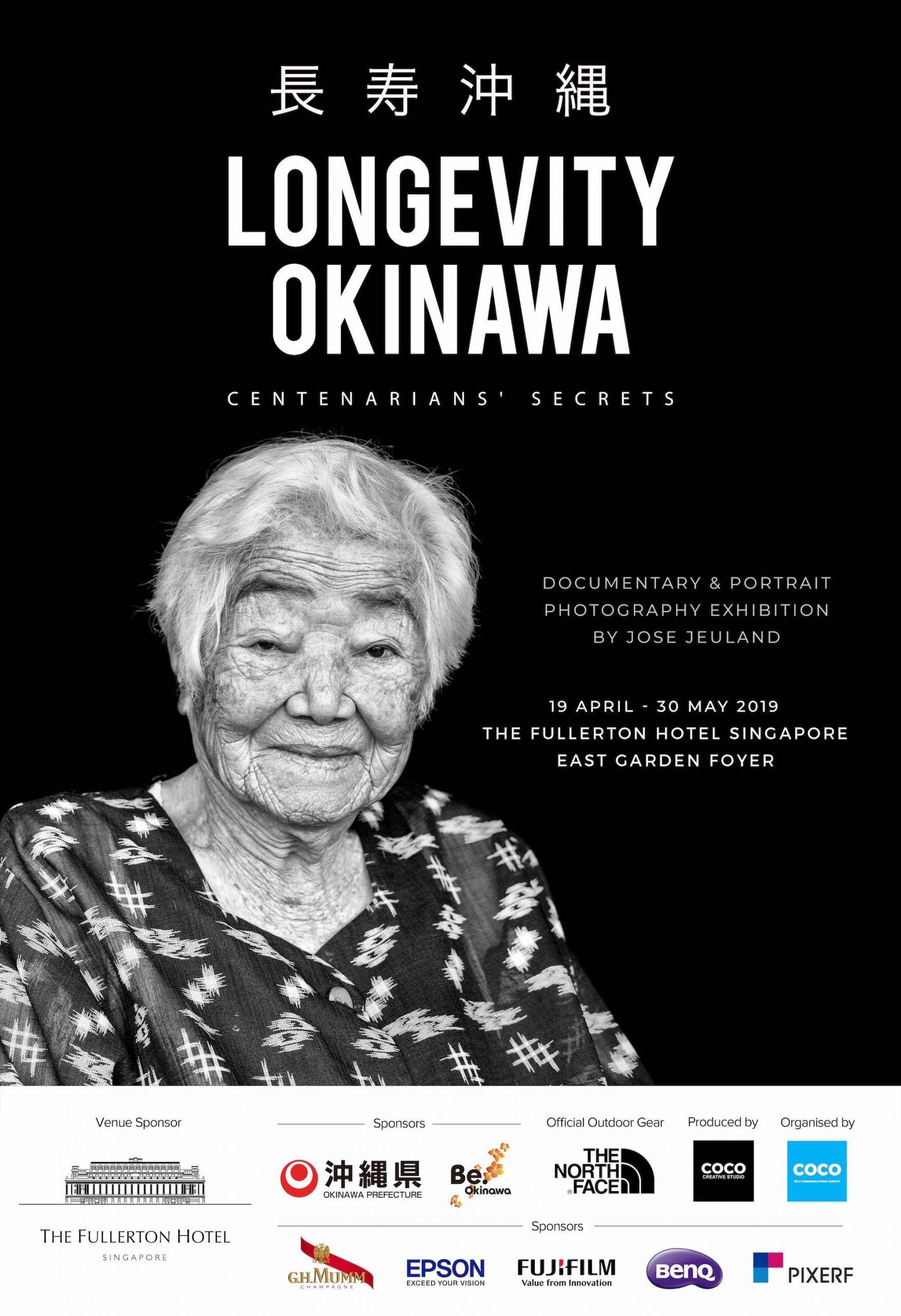 Longevity Okinawa Exhibition Singapore Jose, Jeuland, photographer