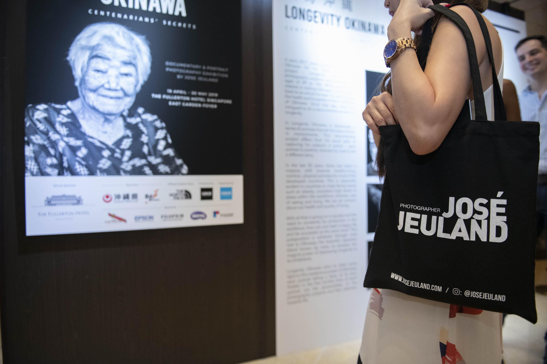 photography Exhibition singapore fine art prints jose jeuland bag logo photographer