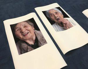 Epson printer photography exhibition singapore test print sisters