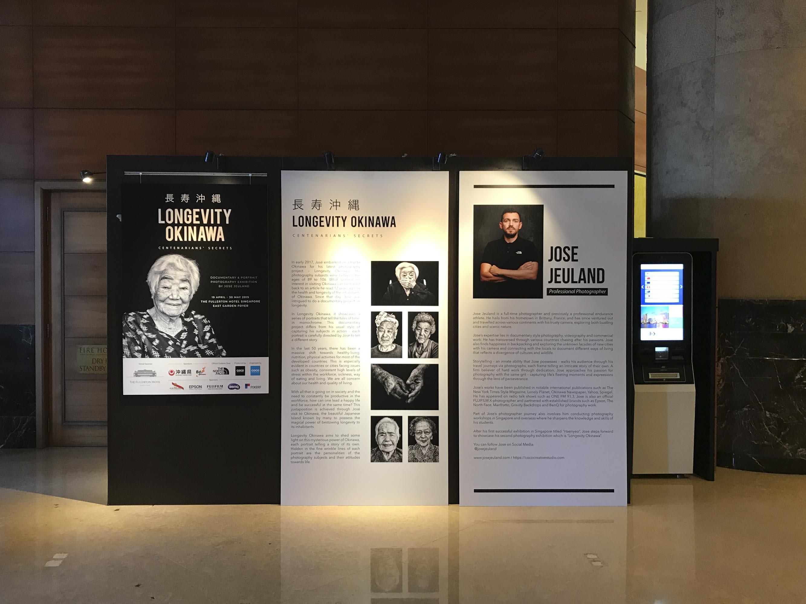 Epson printer photography exhibition singapore Photogrpaher Jose Jeuland ambassador