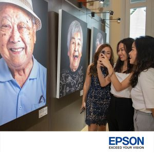 Epson printer photography exhibition singapore fine art print