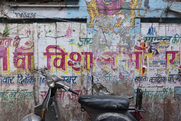 scooter motor India New Delhi street photography Photographer Jose Jeuland FUJIFILM GFX50R travel
