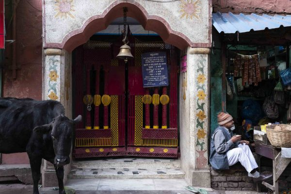 muslim hindu India New Delhi street photography Photographer Jose Jeuland FUJIFILM GFX50R travel