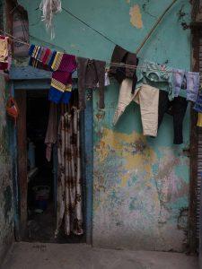clothing house dry India New Delhi street photography Photographer Jose Jeuland FUJIFILM GFX50R travel