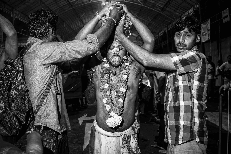 Little India Thaipusam Festival hindu Singapore photography jose jeuland documentary event culture