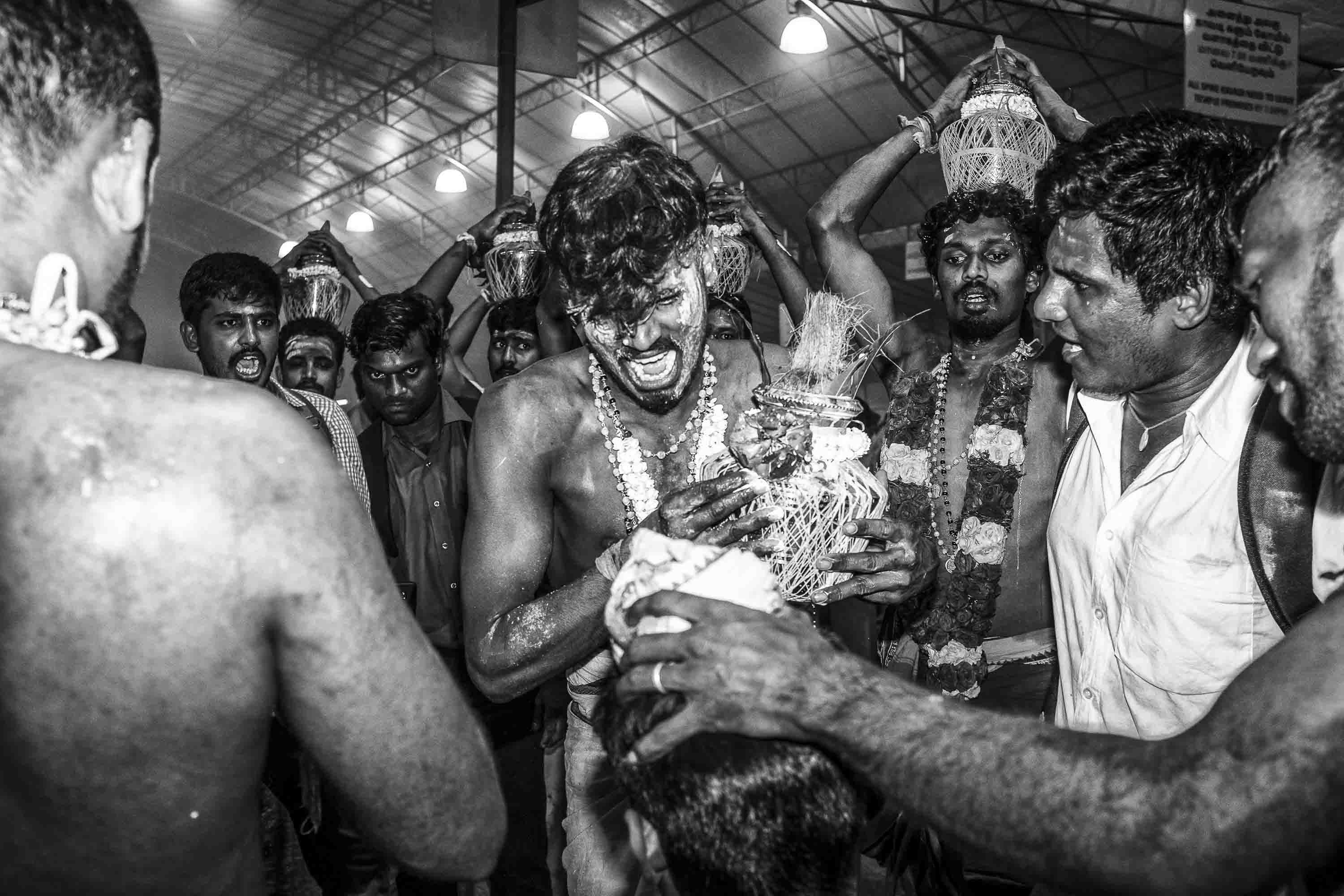 ceremony indian Little India Thaipusam Festival hindu Singapore photography jose jeuland documentary event