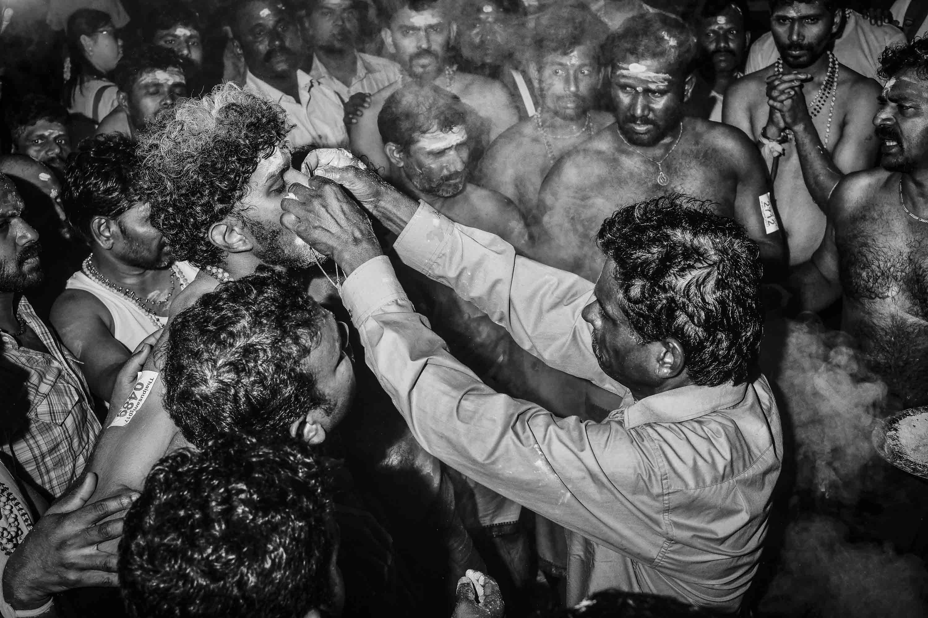 festivity Little India Thaipusam Festival hindu Singapore photography jose jeuland documentary event