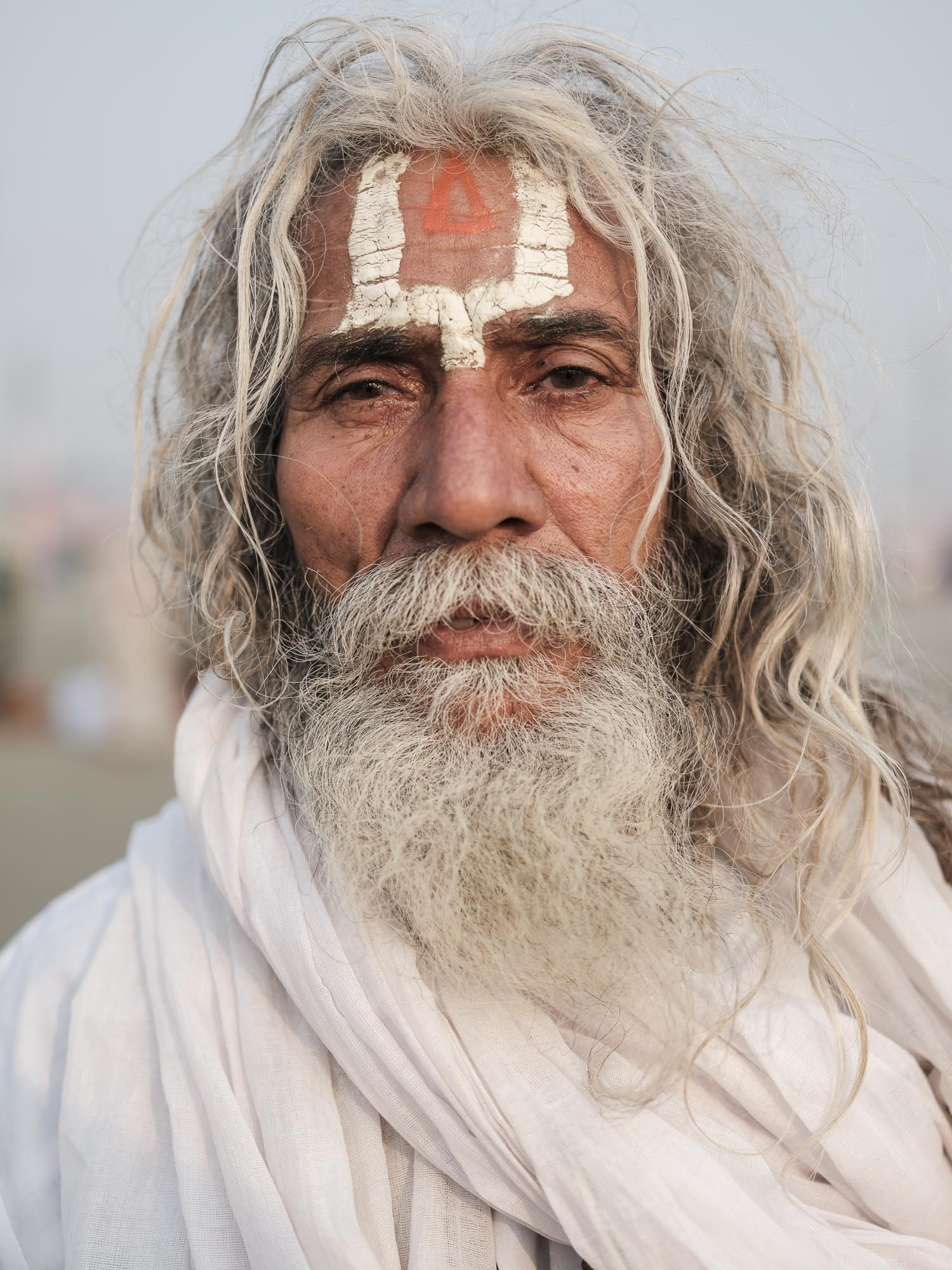 India old man Kumbh mela Commercial Editorial Portraiture Documentary Photographer fujifilm Director Singapore Jose Jeuland photography fashion