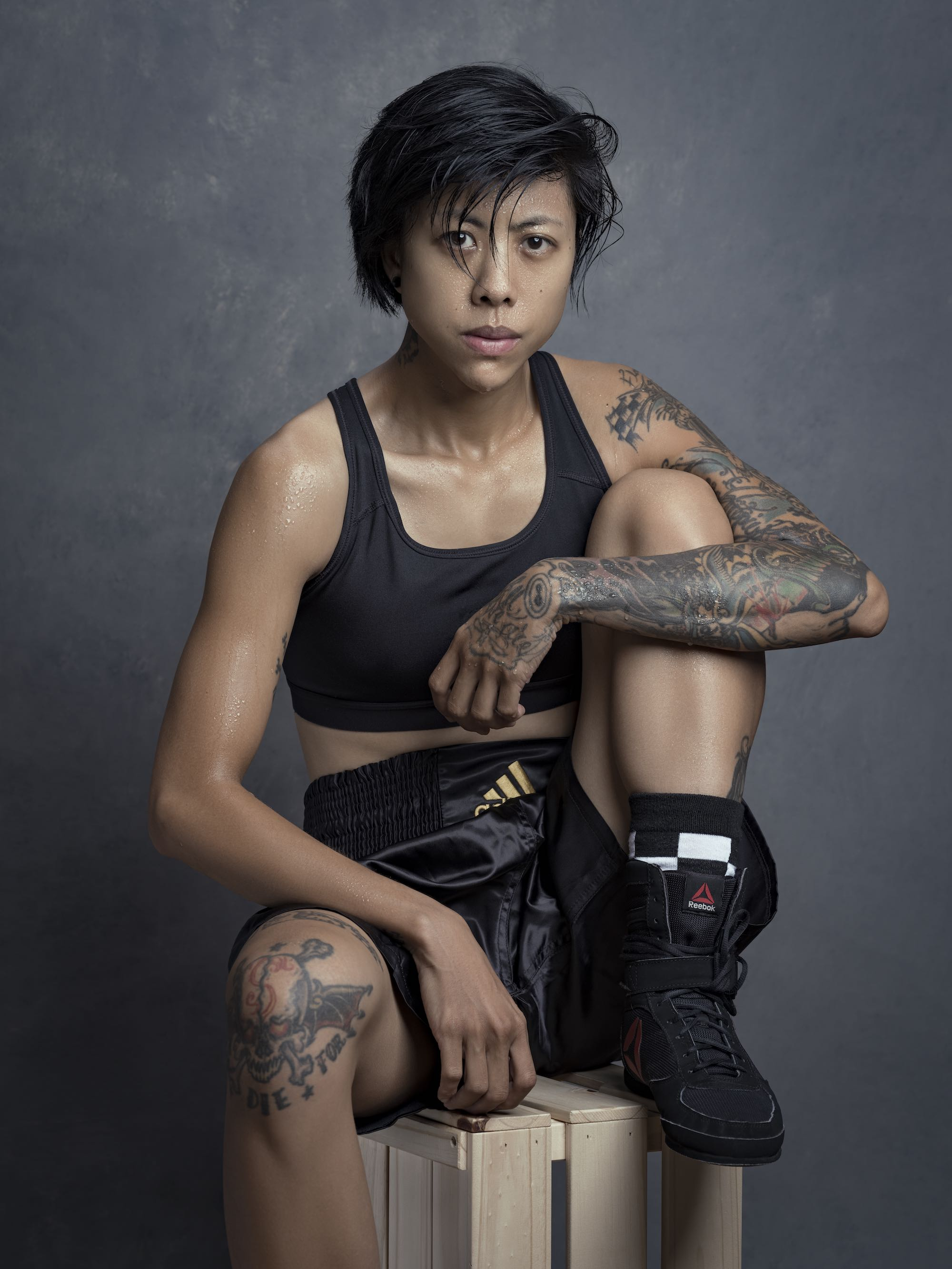 boxe sport model Asia Commercial Editorial Portraiture Documentary Photographer fujifilm Director Singapore Jose Jeuland photography fashion