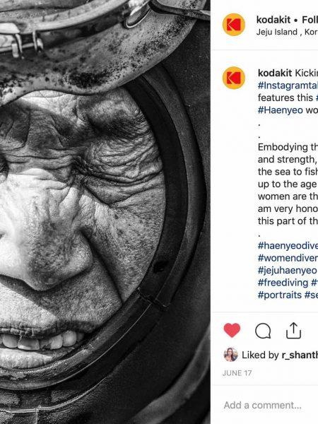 Kodakit kodak jose jeuland documentary commercial photographer singapore asia sout korea jeju haenyeo copy