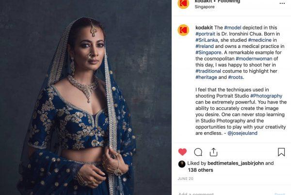 Kodakit kodak jose jeuland documentary commercial photographer singapore asia studio fashion portrait copy