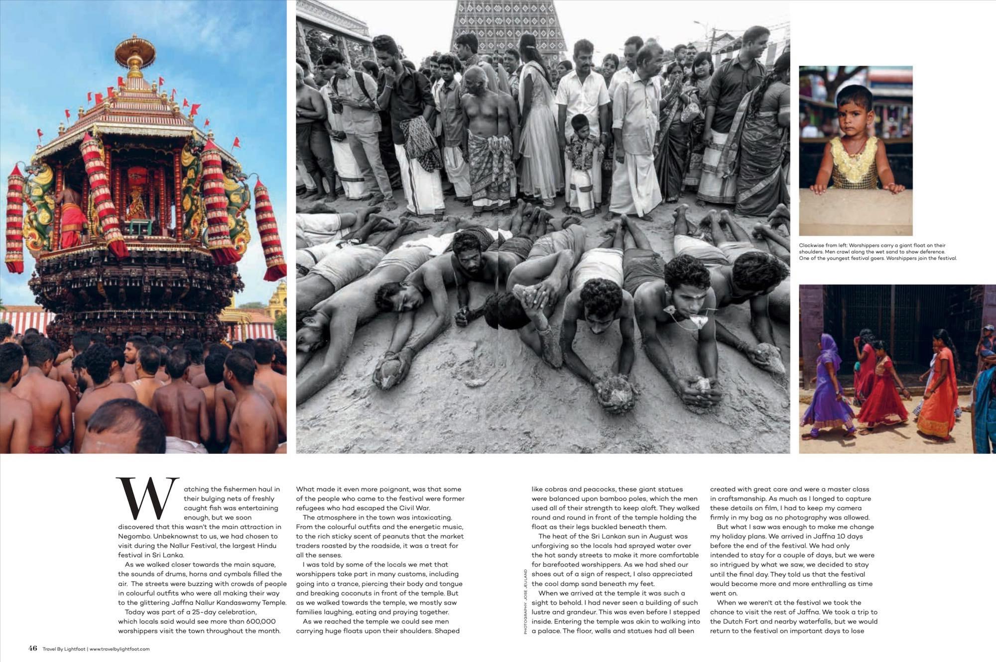 TRAVEL By Lightfoot #7 Sri Lanka Jose Jeuland photographer contributor