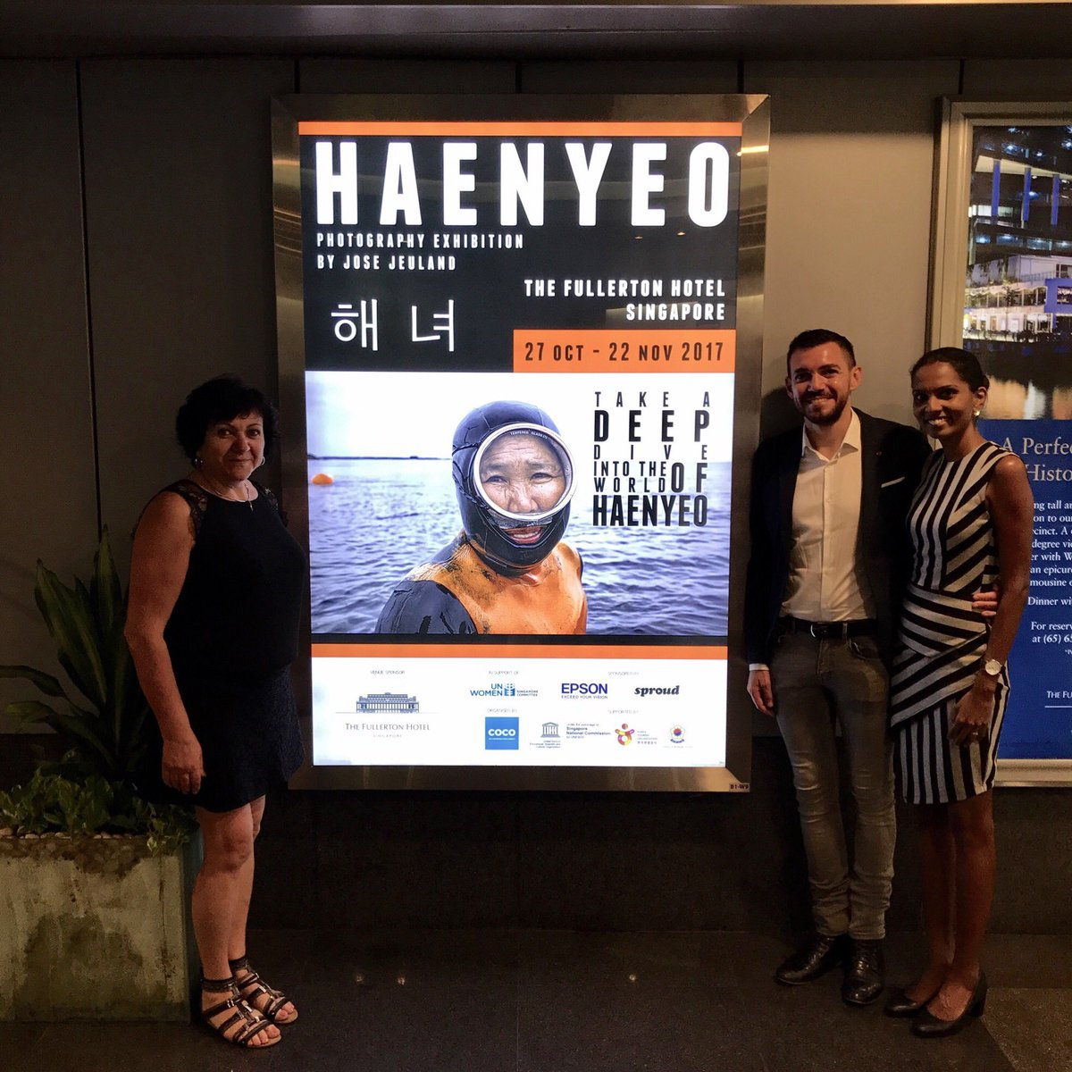 Poster Photography exhibition jose jeuland haenyeo women diver jejeu island south korea photographer documentary sinagpore.jpg