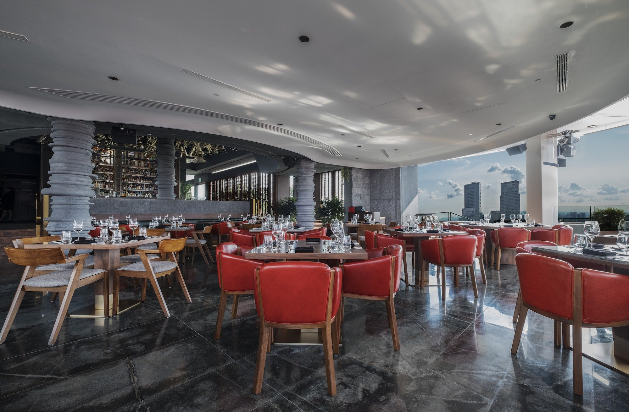 interior photographer Singapore Asia architecture hospitality retails designer restaurant bar store hotel photography