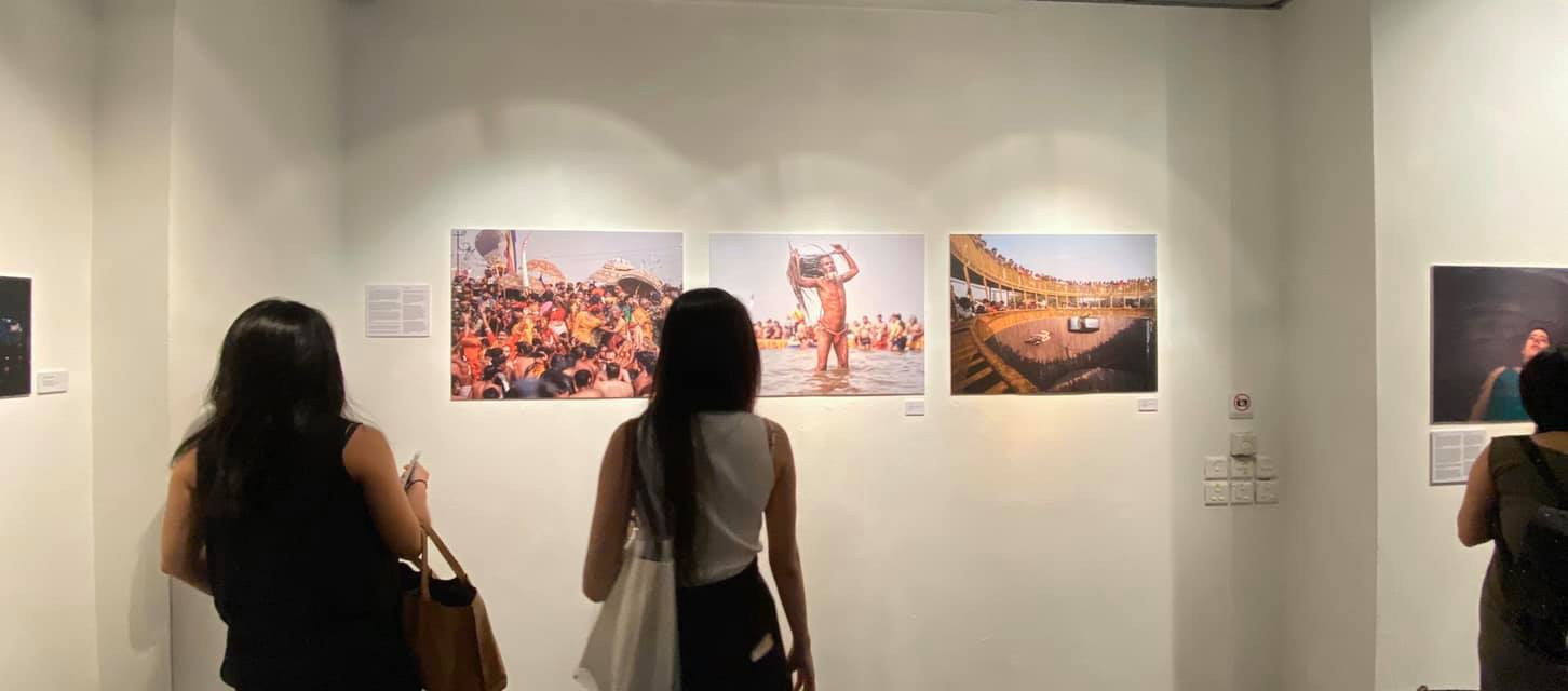 Finalist of 10th France + Singapore - Photographic Arts Award (FSPAA)- Jose Jeuland Kumbh Mela