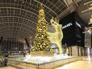 MBS Interior Photography services photographer commercial studio corporate GFX Singapore Christmas decoration noel
