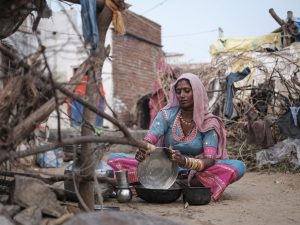 Gypsy Kalbelia tribe nomad Rajasthan India Documentary Photography Jose Jeuland Photographer print fine art cooking