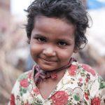 portrait little girl Gypsy Kalbelia tribe nomad Rajasthan India Documentary Photography Jose Jeuland Photographer print fine art