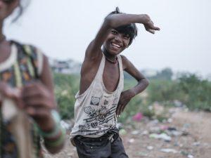 boy dancing Gypsy Kalbelia tribe nomad Rajasthan India Documentary Photography Jose Jeuland Photographer print fine art