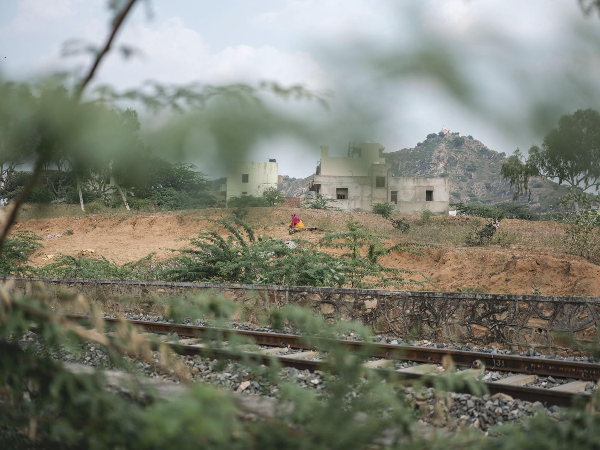 landscape Gypsy Kalbelia tribe nomad Rajasthan India Documentary Photography Jose Jeuland Photographer print fine art