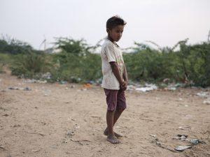 boy Gypsy Kalbelia tribe nomad Rajasthan India Documentary Photography Jose Jeuland Photographer print fine art